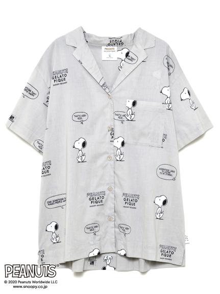 【PEANUTS】シャツ
