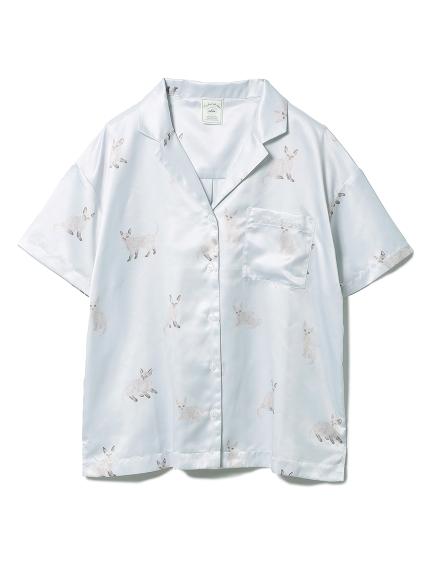 セルカークレックスモチーフシャツ(MNT-F)