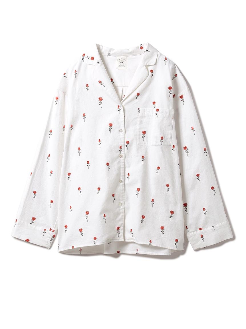 ネルモチーフモチーフシャツ(OWHT-F)