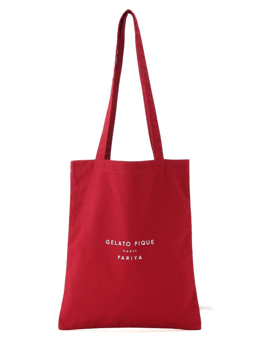 【PARIYA】トートバッグ(RED-F)