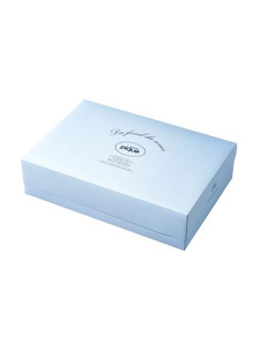 【ご自宅でラッピング】ギフトBOX(大) キット  サイズ 480×333×120(BLU- F)