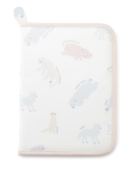 【旭山動物園】ペイントアニマル母子手帳ケース(OWHT-F)