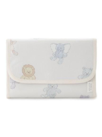 【ONLINE限定】ぬいぐるみモチーフ母子手帳ケースS(PNK-F)