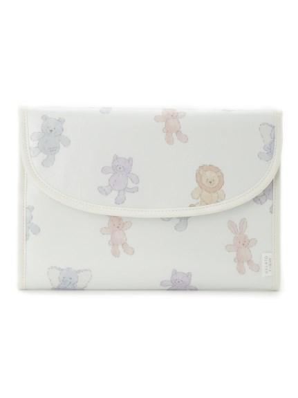 【ONLINE限定】ぬいぐるみモチーフ母子手帳ケースL(OWHT-F)