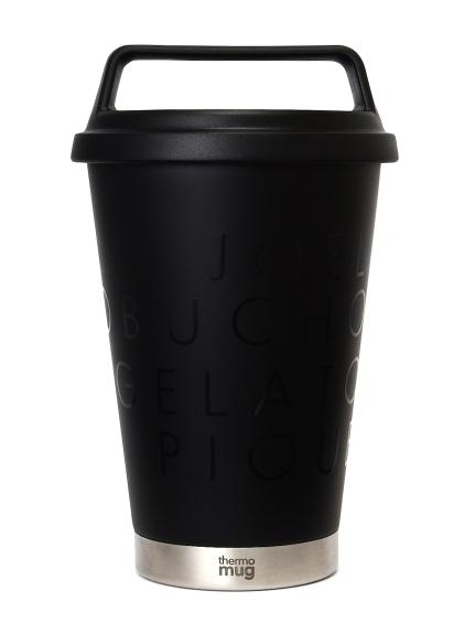 【Joel Robuchon & gelato pique】サーモマグ(BLK-F)