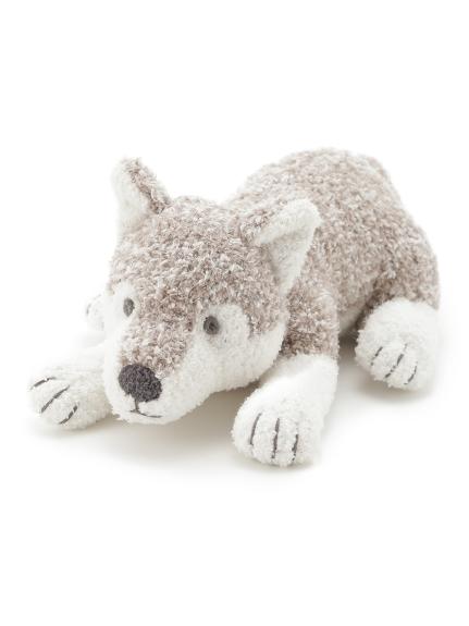 【旭山動物園】オオカミぬいぐるみ