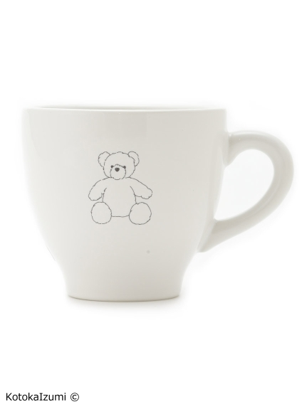 【kotoka izumi】マグカップ