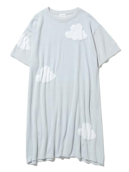 'リサイクルモコ'くもジャガードTドレス