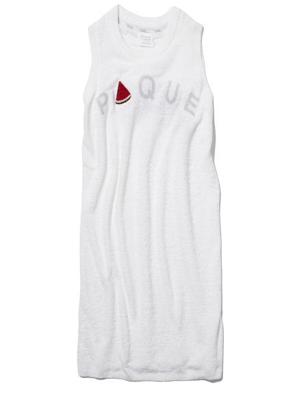'スムーズィー'サマージャガードカップインタンクドレス(OWHT-F)
