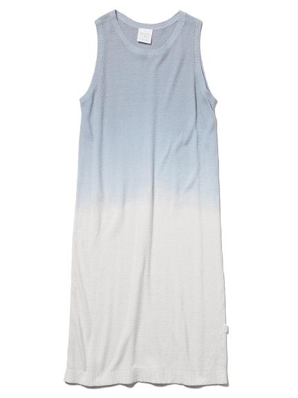 'スムーズィー'グラデーションドレス(BEG-F)