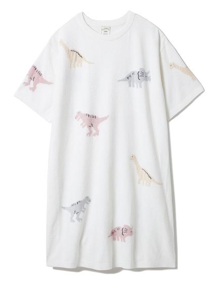 モチーフジャガードドレス(OWHT-F)