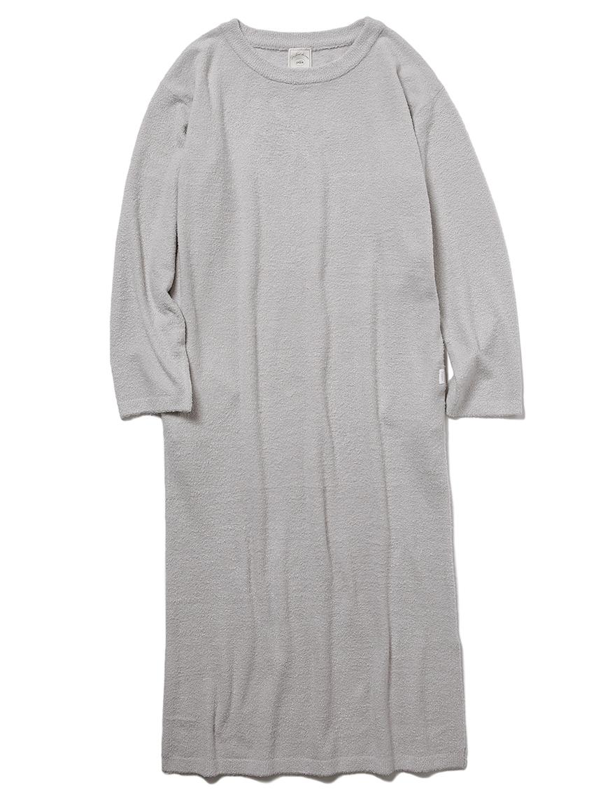 【BASIC】 'スムーズィー'ドレス(LGRY-F)