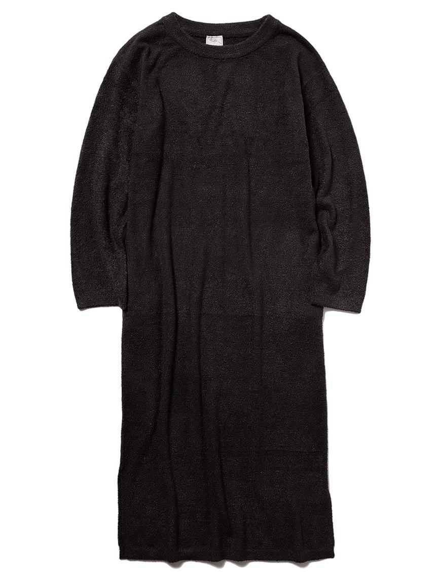 【BASIC】 'スムーズィー'ドレス(DGRY-F)