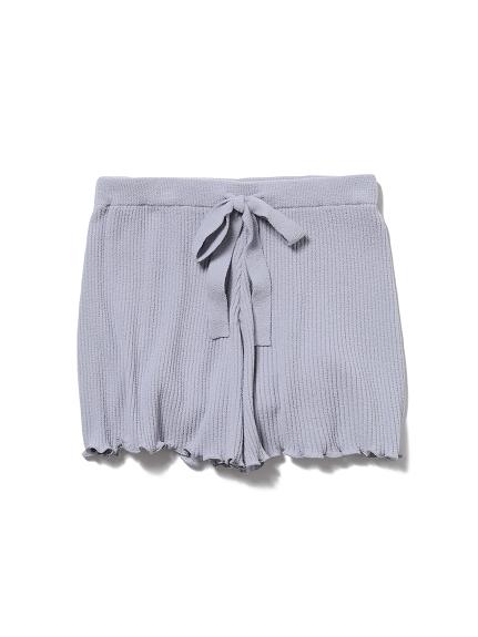 'エアリーモコ'リボンショートパンツ