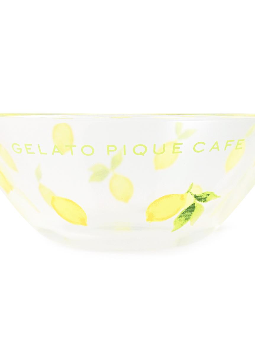 【GELATO PIQUE CAFE】レモン柄ボウル   GWGG214779