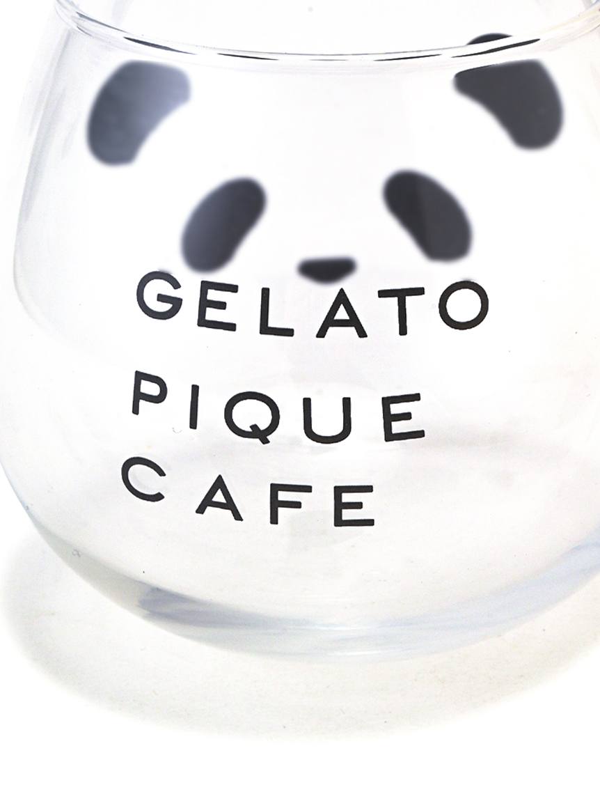 【GELATO PIQUE CAFE】パンダマググラス   GWGG214781