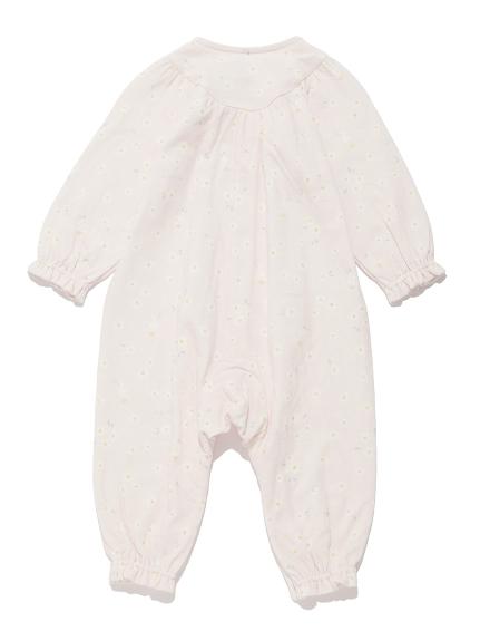 【BABY】デイジーモチーフ baby ロンパース   PBCO211457