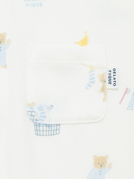 【BABY】モーニングベア baby ロンパース | PBCO211462