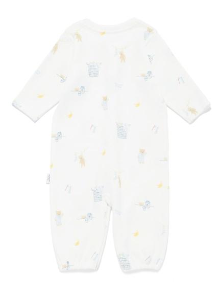【BABY】モーニングベア新生児2wayオール | PBCO211463