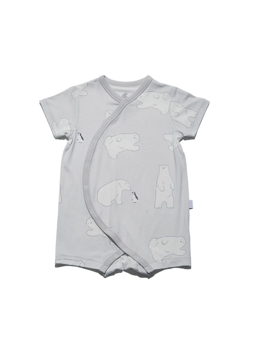 【BABY】【COOL FAIR】シロクマモチーフ baby ロンパース | PBCO212469
