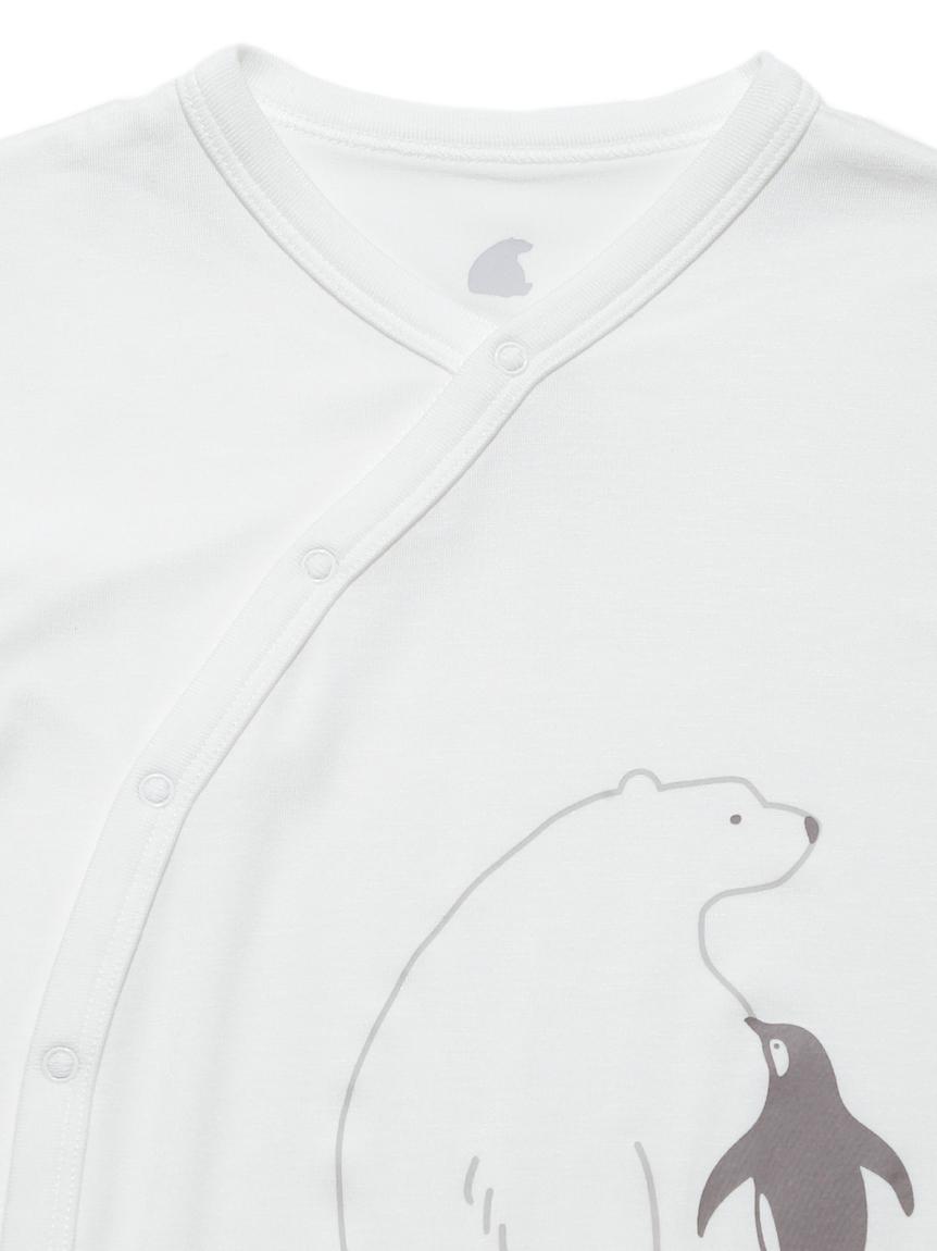 【BABY】【COOL FAIR】シロクマ baby ロンパース | PBCO212470