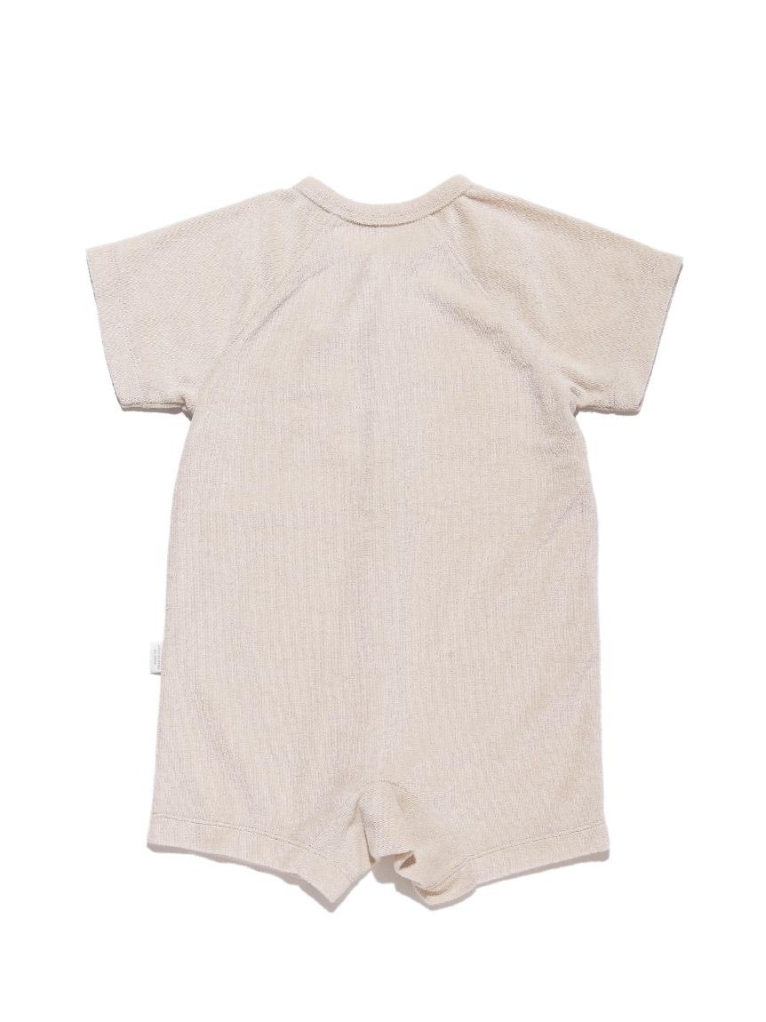【ONLINE限定】【BABY】 ベアパイル baby ロンパース | PBCO214451