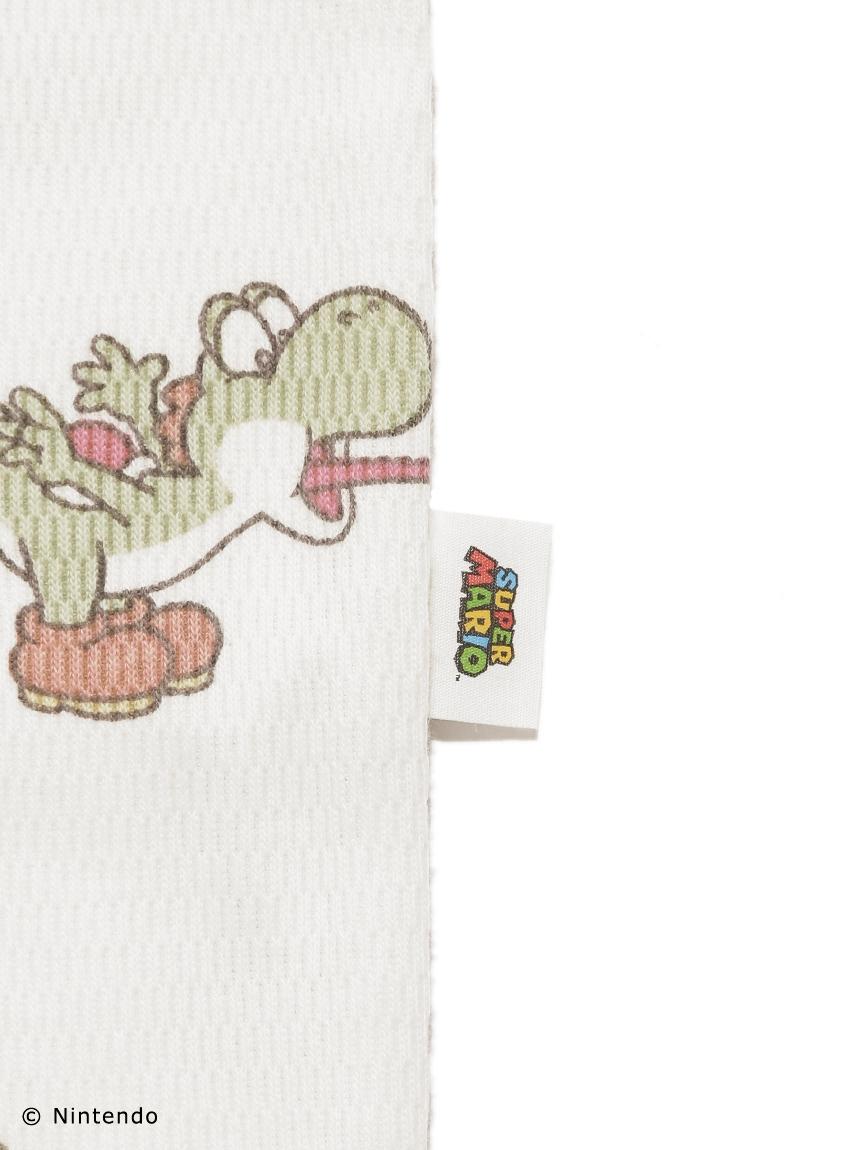 【スーパーマリオ】 【ベビー】 ヨッシー柄ロンパース | PBCO214464