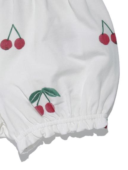 【BABY】チェリーモチーフ baby ショートパンツ | PBCP212455