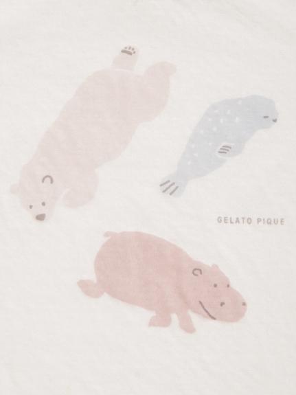 【旭山動物園】ペイントアニマル baby Tシャツ | PBCT202468