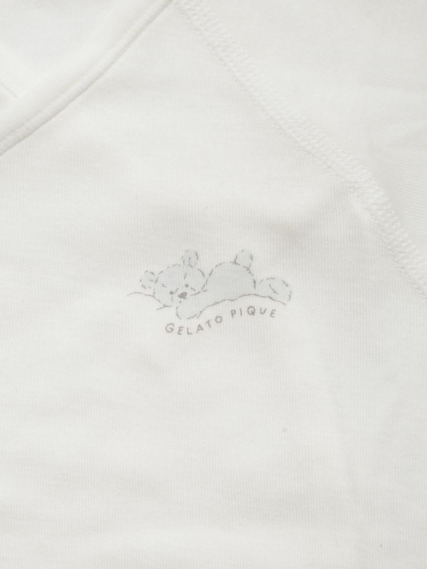 【新生児】ぬいぐるみモチーフ短肌着 | PBCT209363