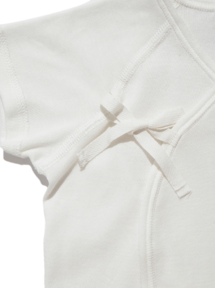 【新生児】アニマルモチーフ短肌着2枚セット | PBCT209480