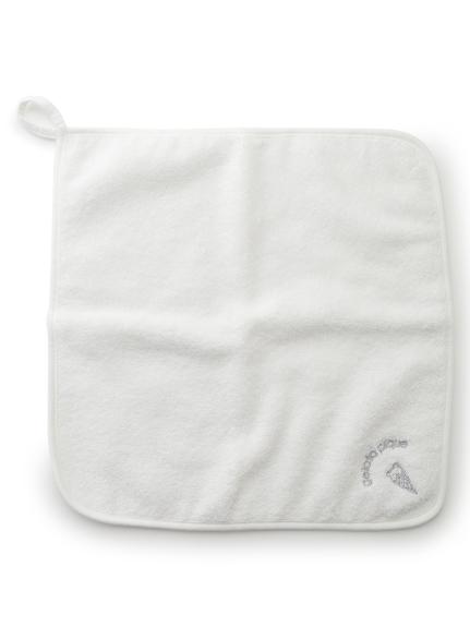 【ラッピング】Baby新生児アニマル柄短肌着&ハンドタオルSET | PBCT209951