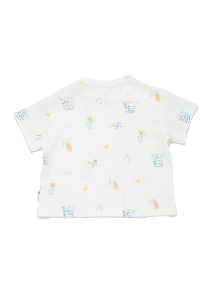 【BABY】モーニングベア baby Tシャツ | PBCT211460