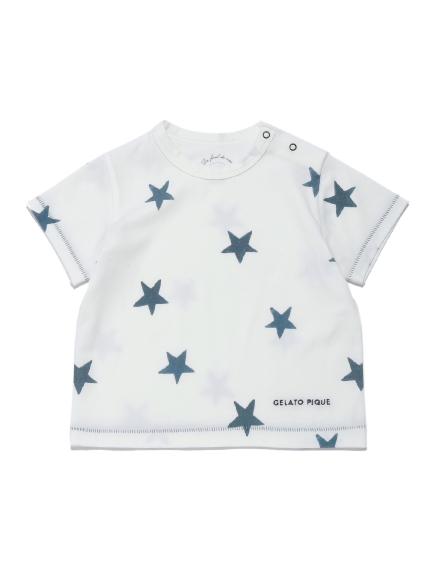 【BABY】スターモチーフ baby Tシャツ   PBCT212450