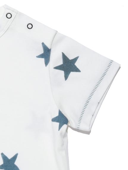 【BABY】スターモチーフ baby Tシャツ | PBCT212450