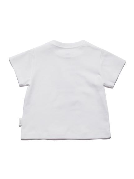 【BABY】【旭山動物園】オオカミ baby Tシャツ | PBCT212471