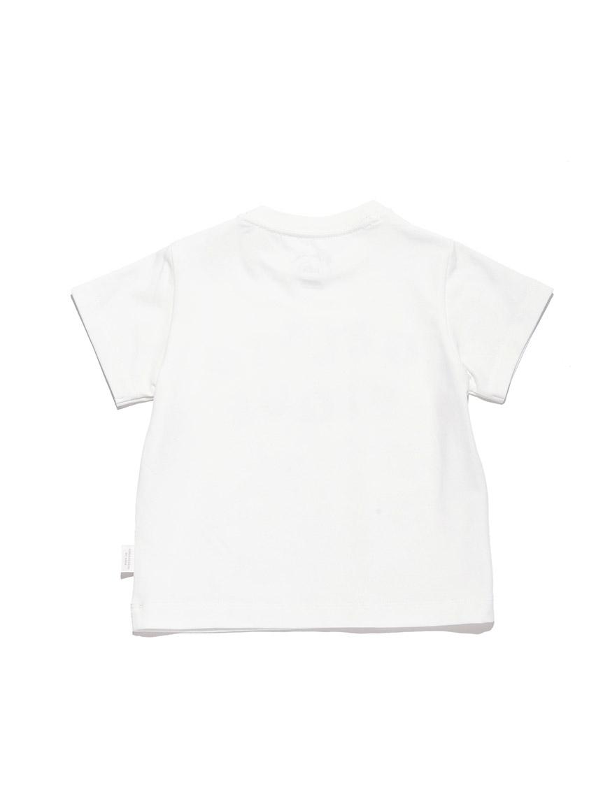 【BABY】 クッキーロゴ baby Tシャツ | PBCT214456