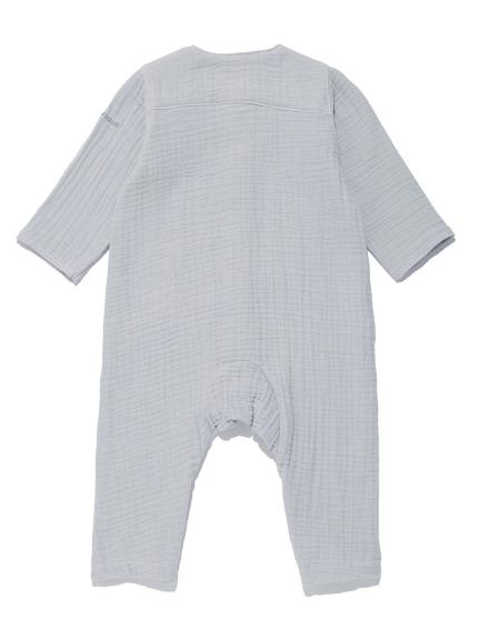 【BABY】アニマルガーゼ baby ロンパース   PBFO211466