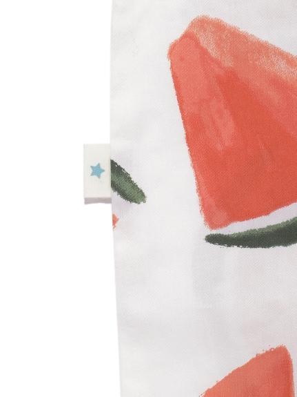 【BABY】フルーツアロハモチーフ baby シャツロンパース   PBFO212474