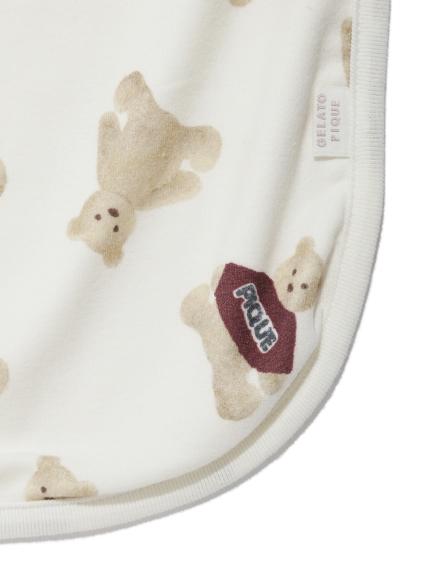 ベアモチーフ baby ブランケット | PBGG205733