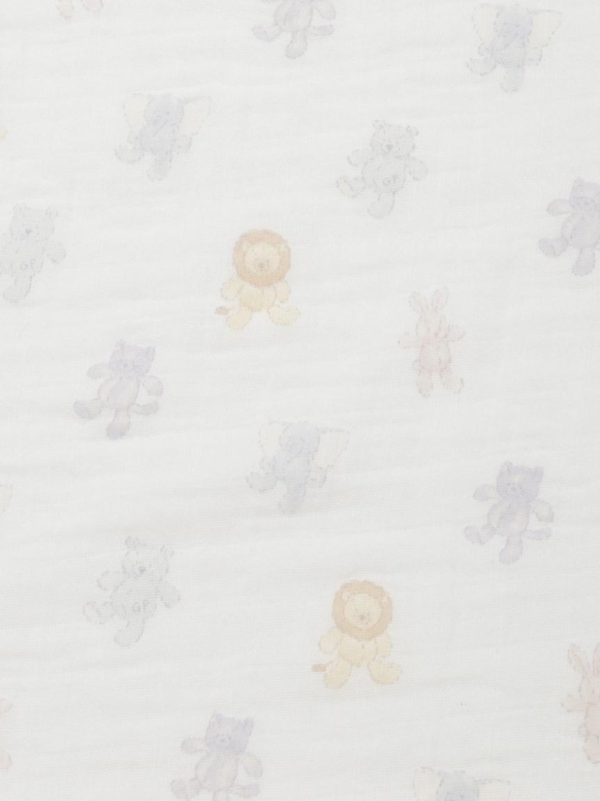 【BABY】ぬいぐるみモチーフスワドル   PBGG209365