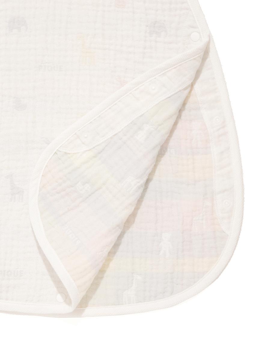 アニマルモチーフジャガード3重ガーゼスリーパー | PBGG209730