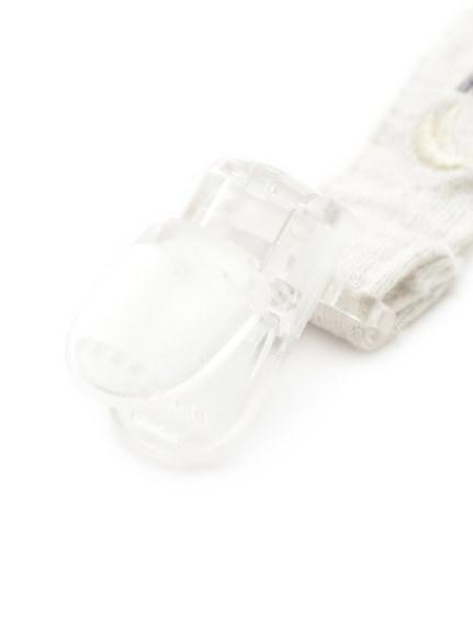 【BABY】'スムーズィー'ボーダーベアモチーフ baby マルチクリップ | PBGG211724