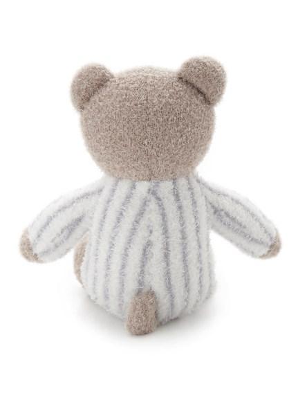 【BABY】'スムーズィー'ボーダーベアモチーフ baby ラトル | PBGG211725