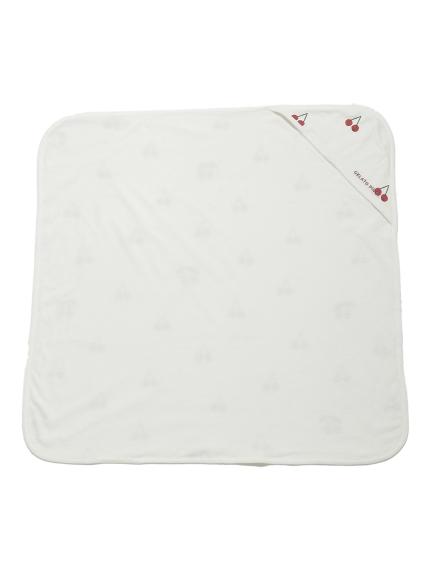 【BABY】チェリーモチーフ baby ブランケット | PBGG212691