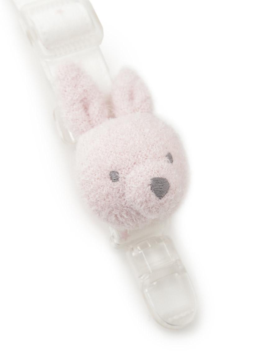 【BABY】 'リサイクル'スムーズィー'ウサギ baby マルチクリップ | PBGG214716