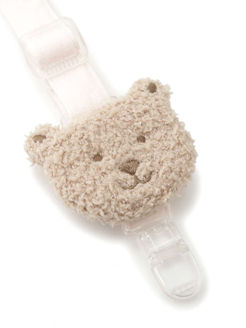 【BABY】 'ベビモコ'くまクッキー baby マルチクリップ | PBGG214728