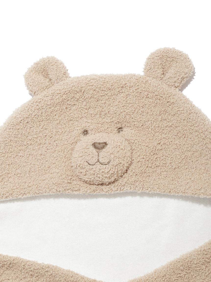 【BABY】 'ベビモコ'くまクッキー baby ブランケット   PBGG214730