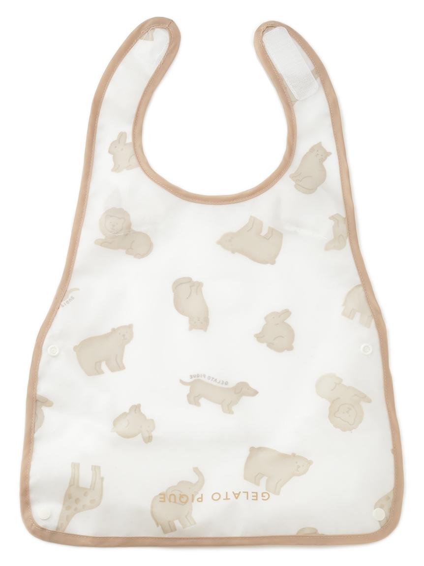 【BABY】 クッキーアニマルモチーフ baby お食事スタイ | PBGG214768