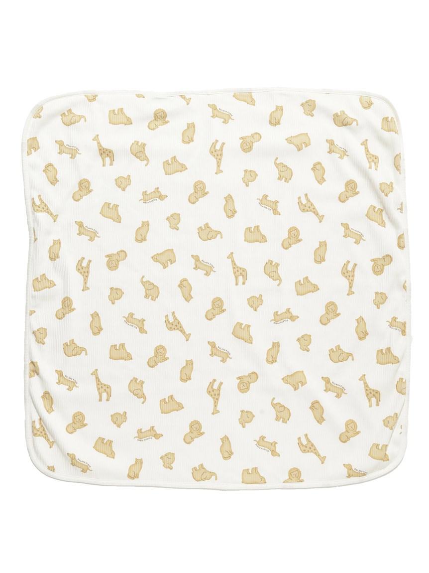 【BABY】 クッキーアニマルモチーフ baby ブランケット   PBGG214770